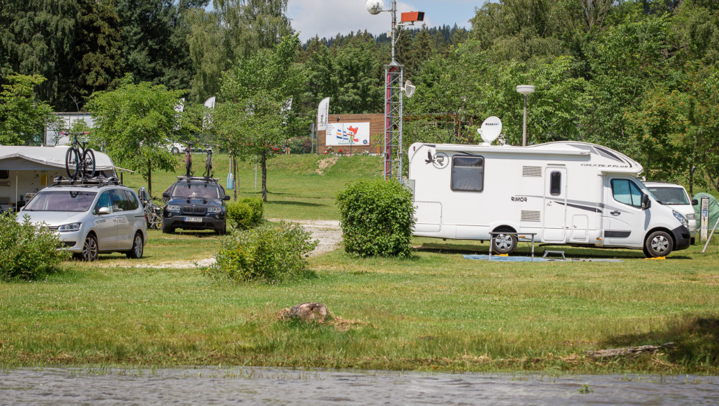 Camping Lipno Modřín