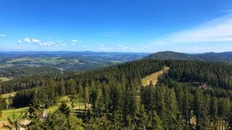 Letošní jarní výhledy ze Stezky jsou opravdu jedinečné